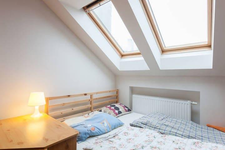 6 rooms RESIDENCE - PRAGUE CENTER (big & bright) - Prague - Apartment