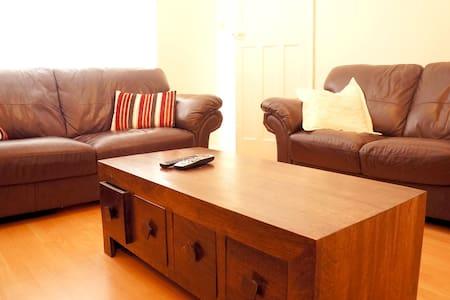 Ideal house for Norwich City break  - Norwich - Talo
