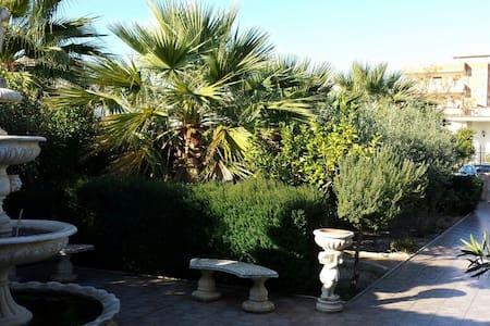 Mediterrane Villa mit Garten  - Seccagrande - 独立屋
