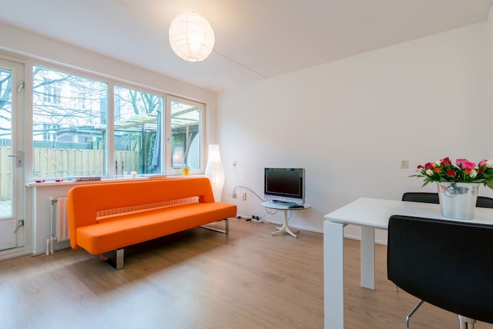 Spacious and next to the lovely Jordaan - Amsterdam - Condominio