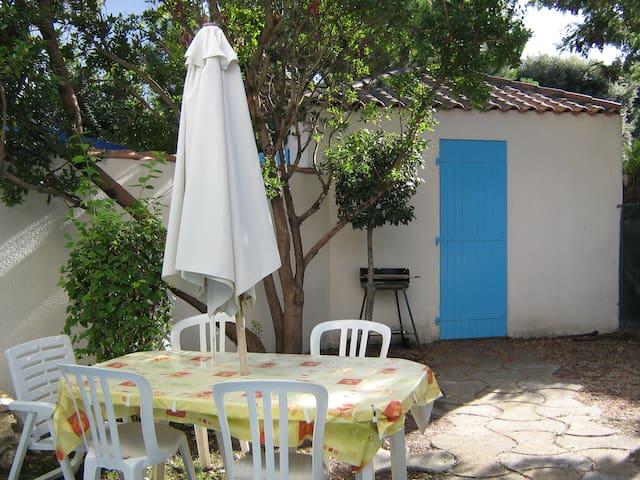 Maisonnette proche plage - Saint-Trojan-les-Bains - Leilighet