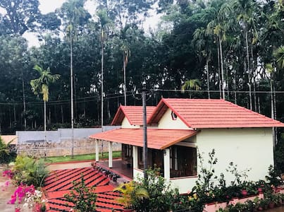 Hallibylu Homestay - Coorg - Scotland of India