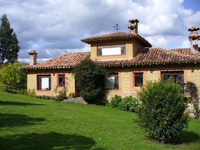 Espectacular Casa de Campo - Facatativa - House