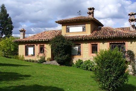 Espectacular Casa de Campo - Facatativa