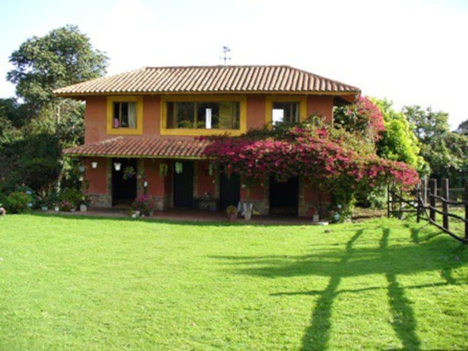 Casa del Mayordomo