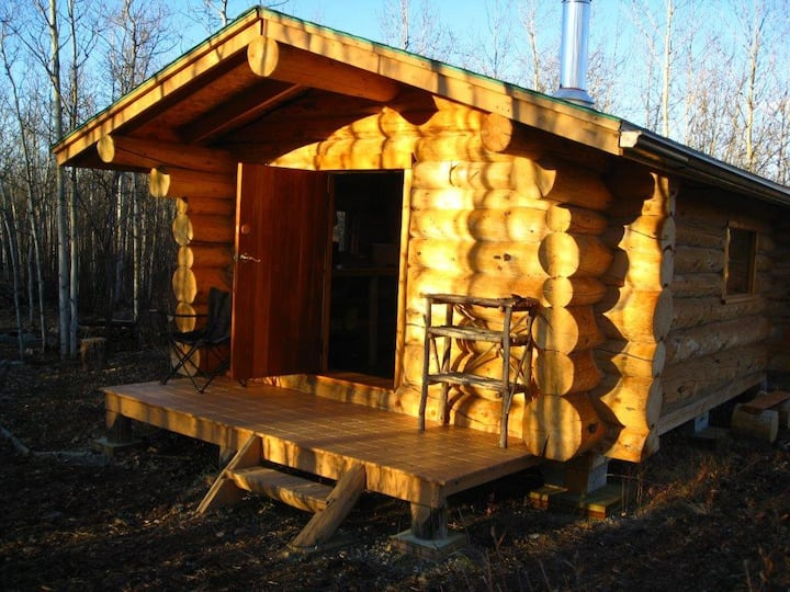 Log cabin-  adventure base camp and retreat