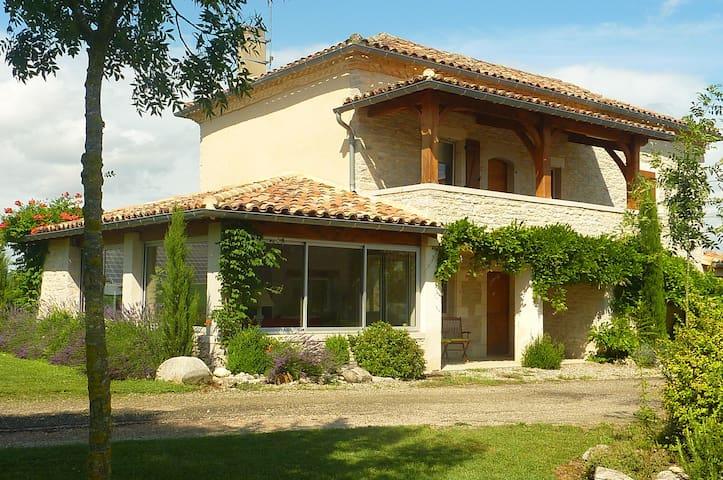 maison quercynnoise - Septfonds - Huis
