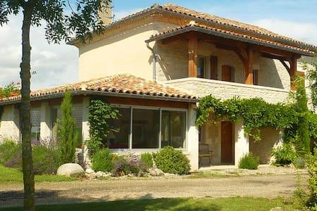 maison quercynnoise - Septfonds
