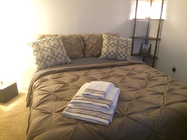 Comfortable Private Room/Bath near USC/5Points - Cayce