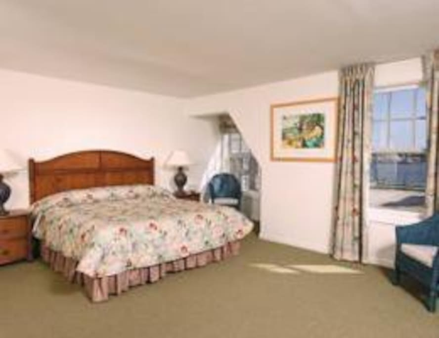 1 of 2 Bed Rooms