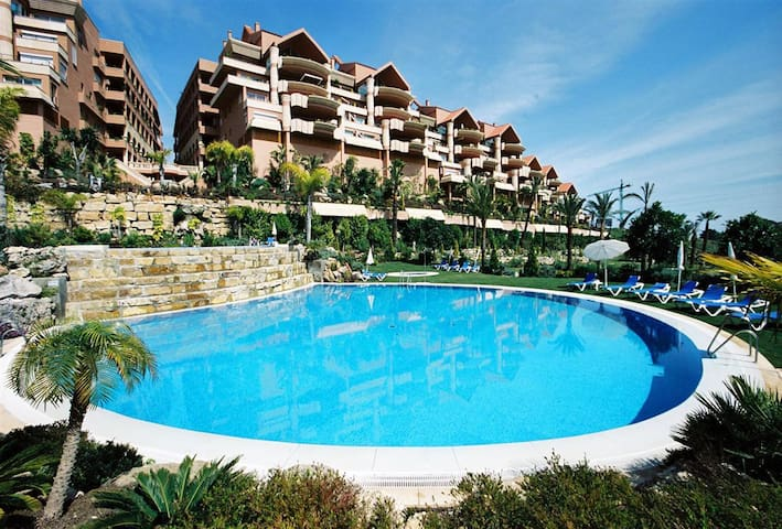 Magna Marbella - Nueva Andalucia - Marbelha - Apartamento