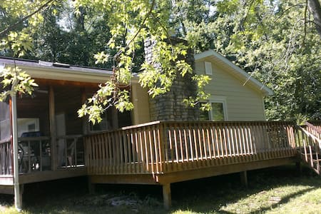 Nature Lovers Retreat 2 - Brookville - Casa