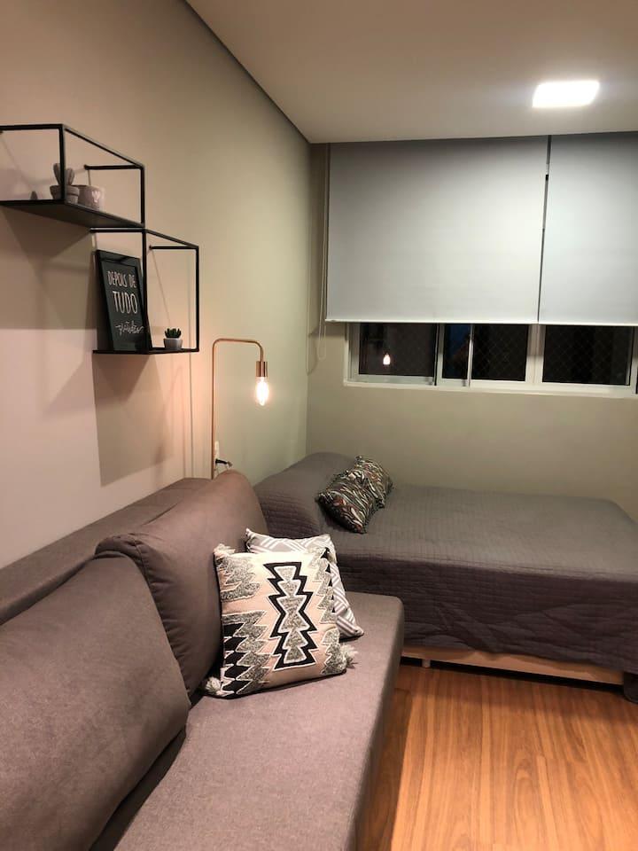 Seu apartamento novo na Avenida Paulista no 671