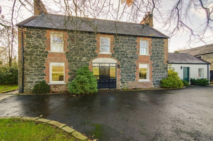The Old Post Office and Farmhouse, Double Bedroom - Lisburn