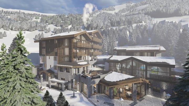 Alpine Lodge Colosseo, Apartment Luna