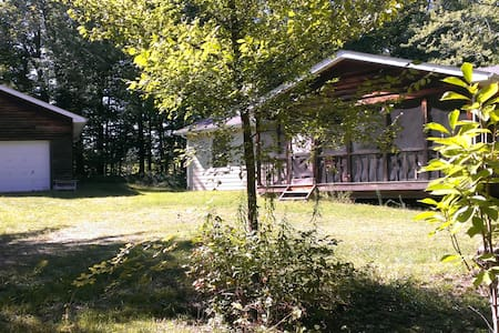 Nature Lovers Retreat 2 - Brookville - House