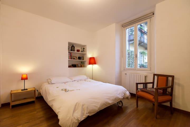 Cozy studio at Porta Venezia area! - Milan - Apartment