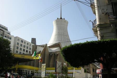 Bel appartement au sacré coeur wifi - Algiers - Wohnung