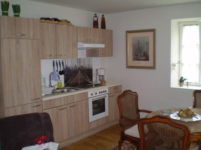 GARDEN APPARTMENT IN INGLS - Innsbruck - Apartamento