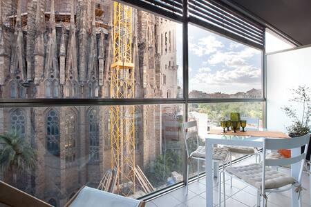 Sagrada Familia II - Barcelona - Apartment