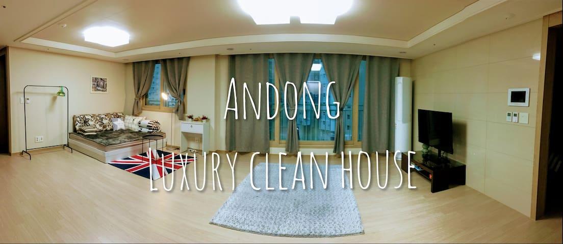 [ 하회마을/경북신도청] LUXURY CLEAN APARTMENT