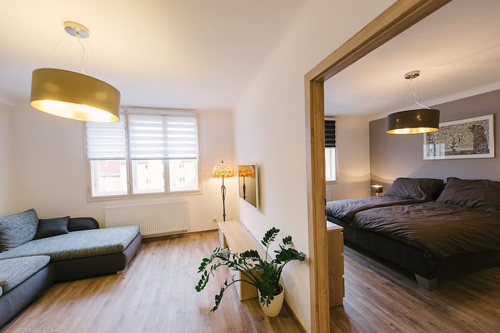 5* at top location&subway station - Wiedeń - Appartement