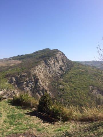CONFORTEVOLE, AUTONOMO,PANORAMICO CON GIARDINO