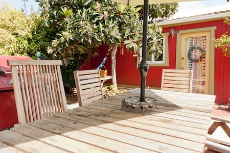 Cozy Backyard Cottage in South Park - San Diego - Lägenhet