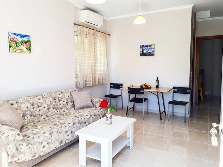 Christiana's Apartment