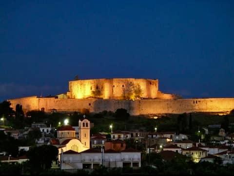 Greece - Peloponnese Kyllini..Kastro Village✨