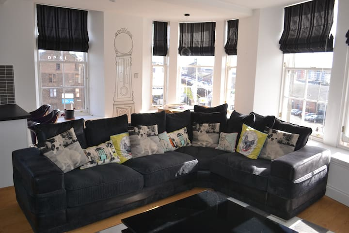 Unique Contemporary Apartment - Dundee - Wohnung