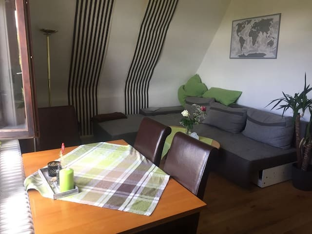 Ruhiges, modernes Appartment im Herzen Marburgs