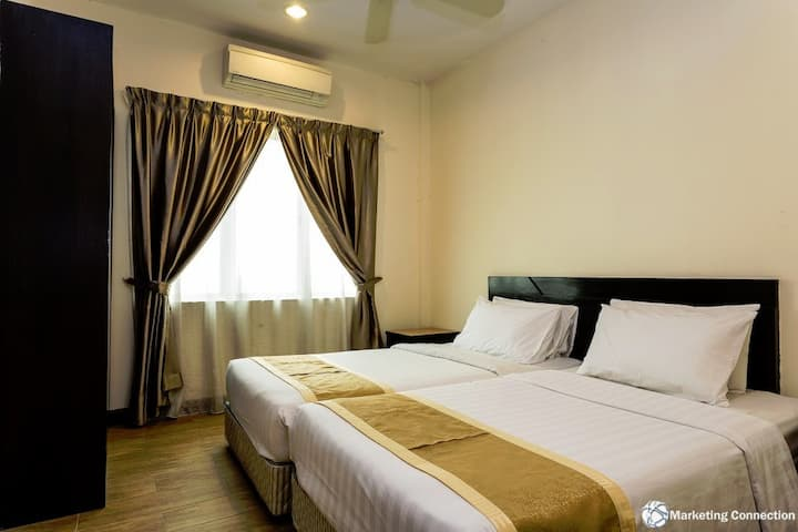 Ipoh Apartment Homestay with View