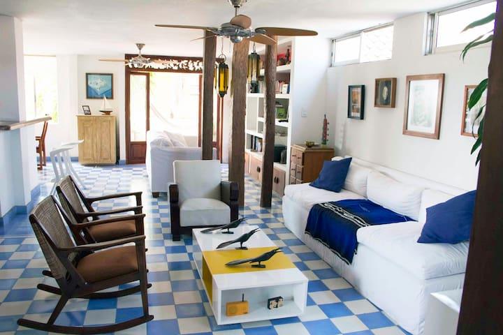 Apto Centro Historico, vista al mar - Cartagena - Apartment