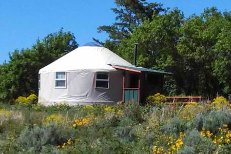 CARIBOU YURT B&B - Pocatello - Pousada