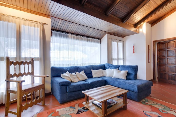 Attic apartment in Selva Gardena - Selva di Val Gardena - アパート