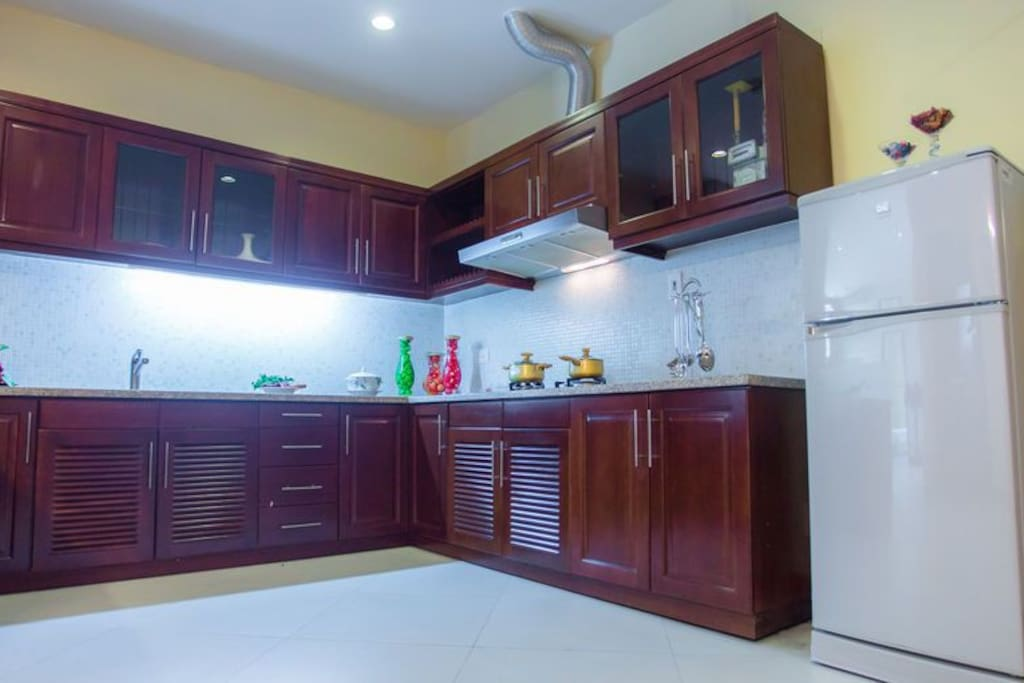 Kitchen for service (Fee for it)