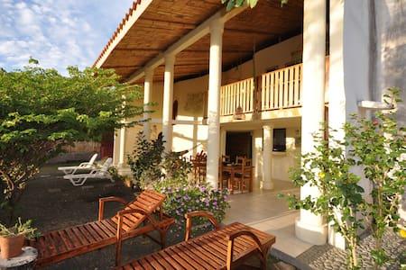 Guest Room 2 @ Casa Guayacan Bed & Breakfast