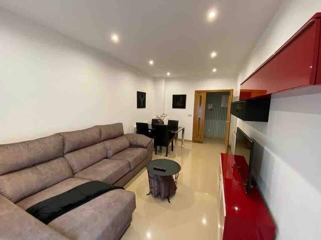 Acogedor apartamento en Ribeira