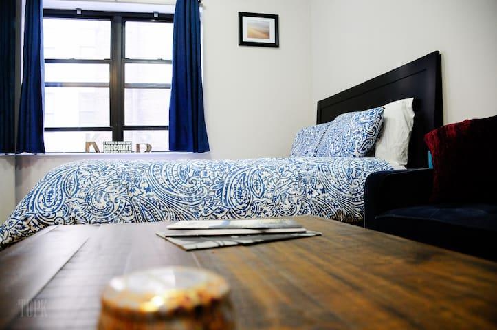 NYC Studio between Greenwich & West Village - New York - Apartmen
