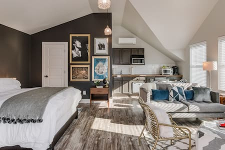 12South Studio Heart of Nashville - Nashville - Appartement
