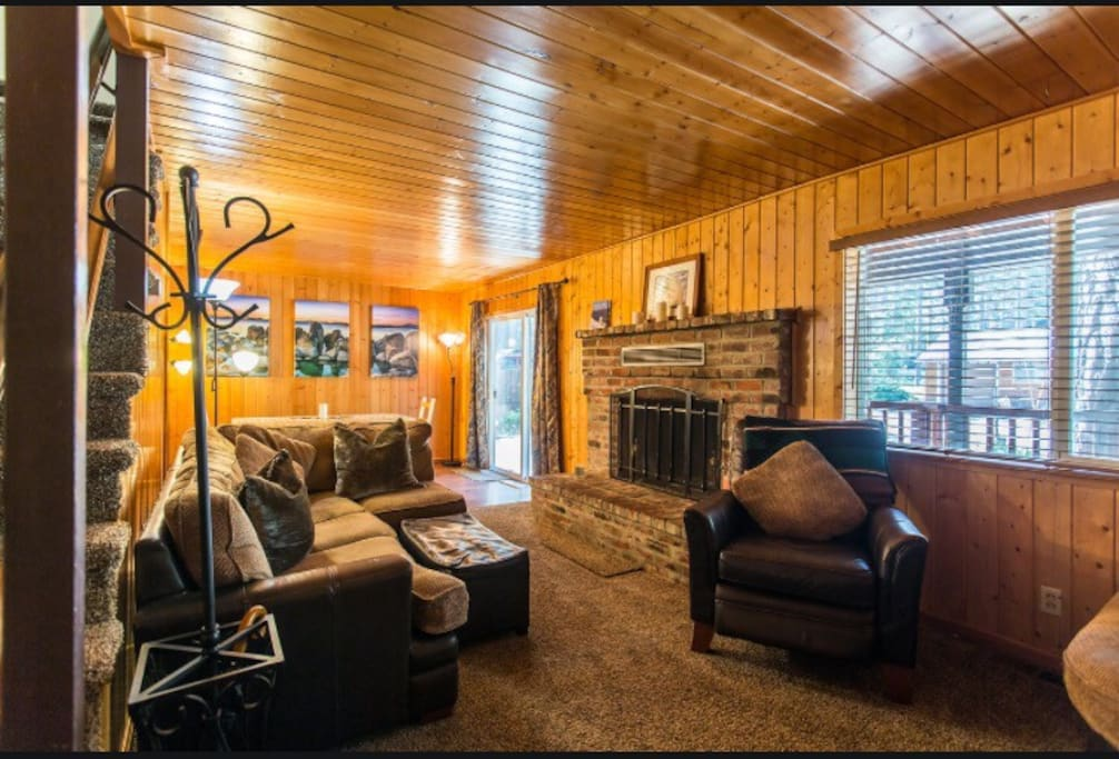 Lake Tahoe Forest Cabin Cabins For Rent In South Lake