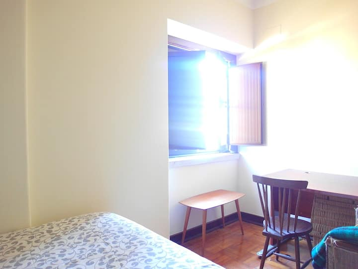 small (complement) room stay cosy in Lisboa