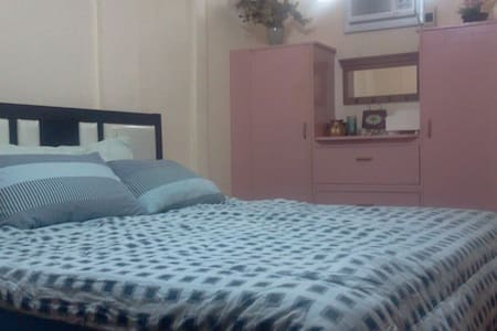 Apartment studio in Lucena City, PI - Lucena - Appartement