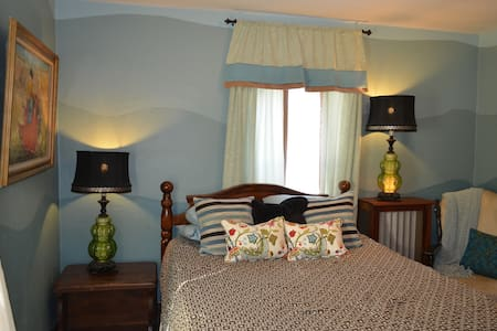 Sawyer Mansion - Spanish Room - Whitingham - Bed & Breakfast