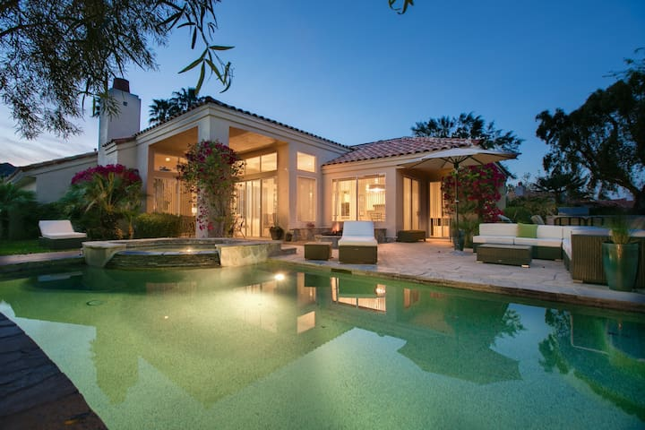 The Fan 4 Life House-PGA West 3 bedrooms