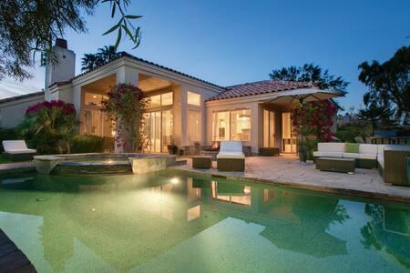 The Fan 4 Life House in PGA West - La Quinta - Hus
