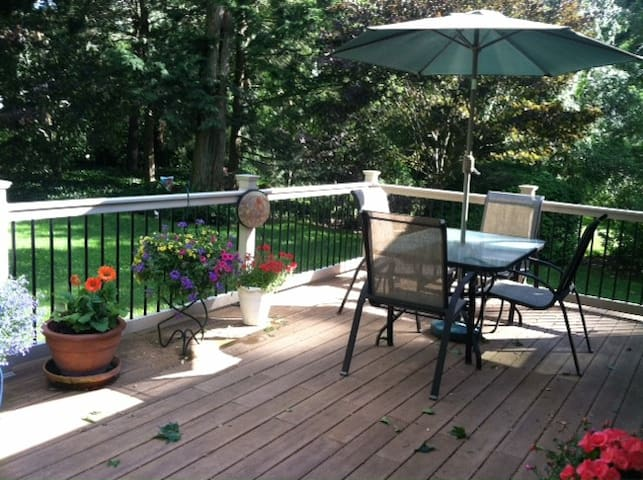 Charming hamlet with access to everything - Moorestown - Huis