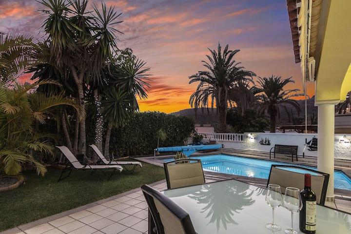 Villa Unique - a taste of luxury