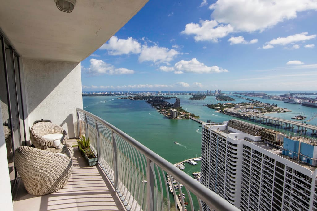Most amazing views in Miami